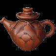 Чайник Мешок / глазурь / - Глиняные, гончарные изделия - ООО Гончар