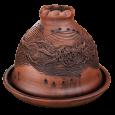 Блинница 24 см - Глиняные, гончарные изделия - ООО Гончар