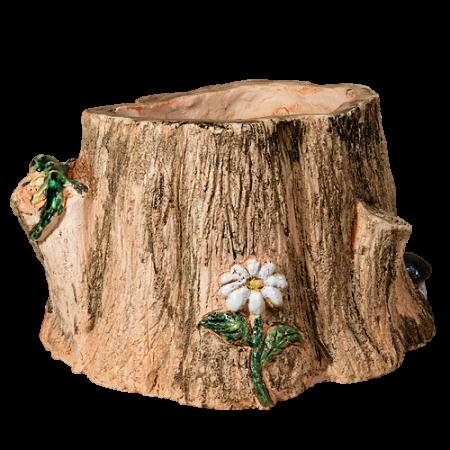 Пенёк 20 см - Глиняные, гончарные изделия - ООО Гончар